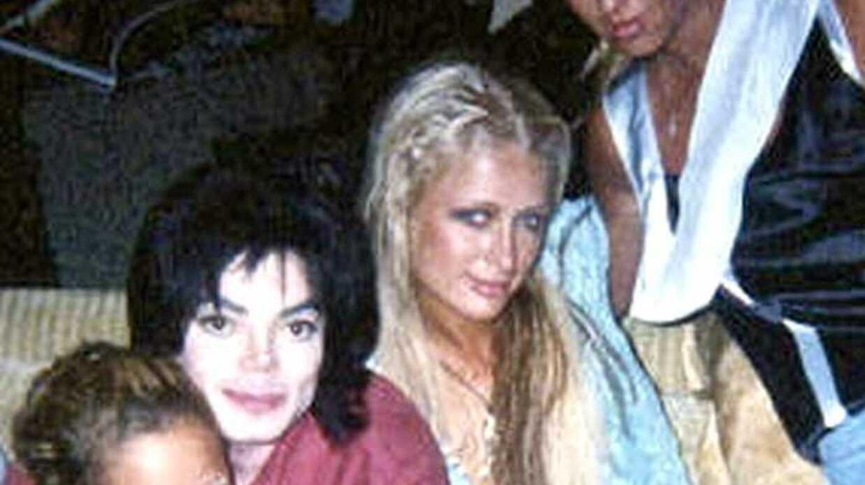 PHOTOS Paris Hilton, photos hommage à Michael Jackson