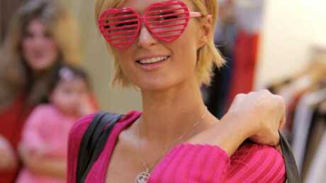 PHOTOS Paris Hilton déjà prête pour la Saint-Valentin