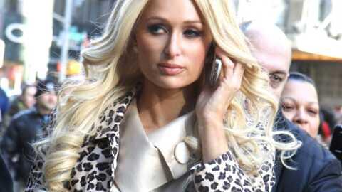 PHOTOS Paris Hilton tourne une publicité à New York