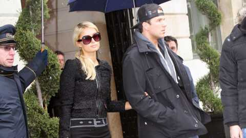 La suite des aventures de Paris Hilton à Paris