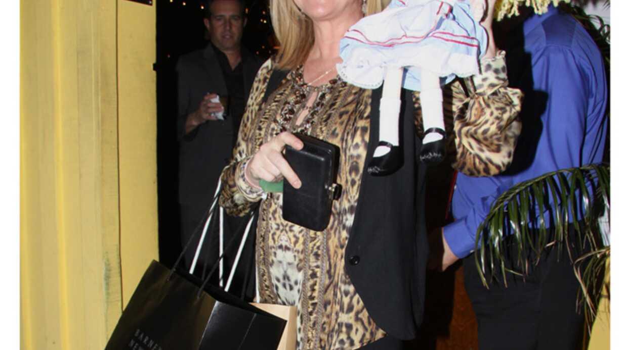 PHOTOS La folle journée d'anniversaire de Paris Hilton