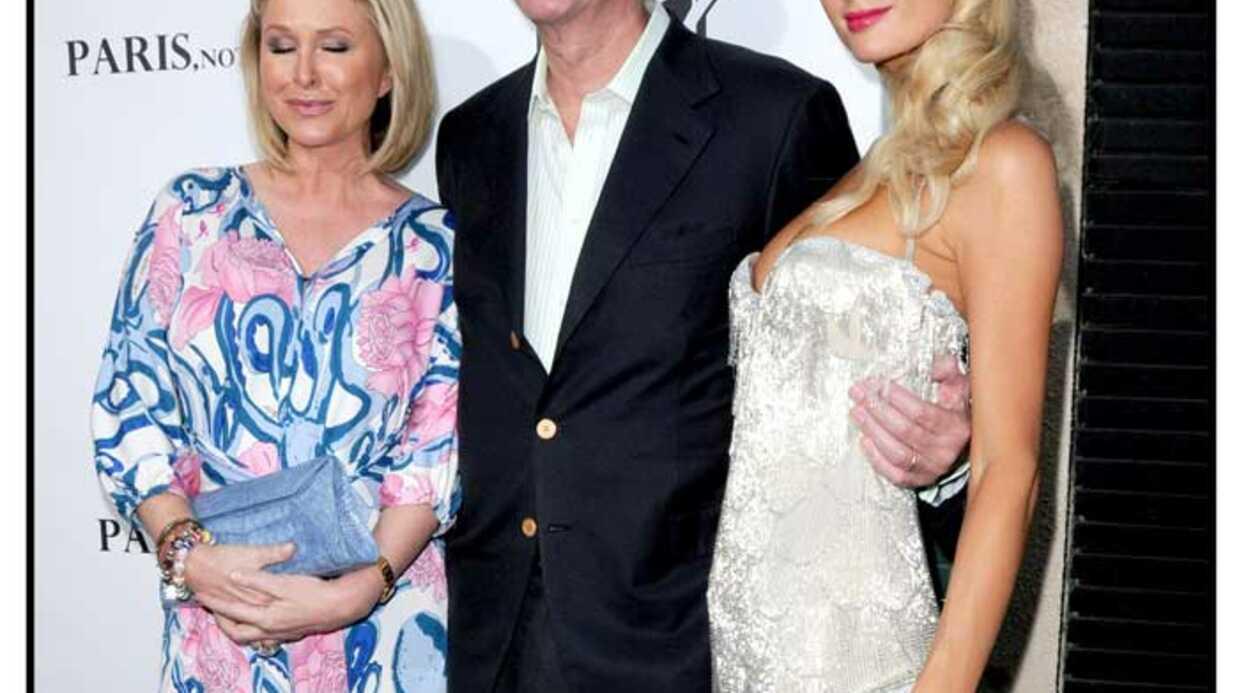 PHOTOS Paris Hilton présente «Paris, not France»