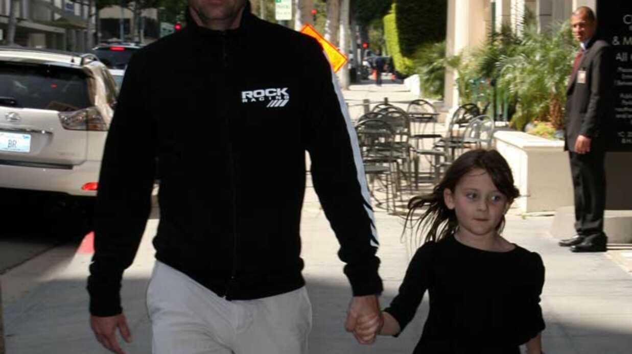 Patrick Dempsey Sa fille cachée!
