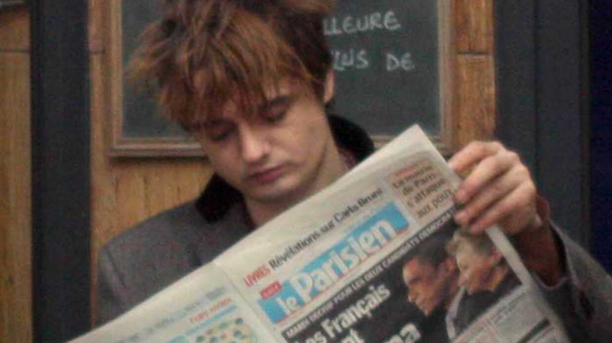 Pete Doherty Pete à Paname