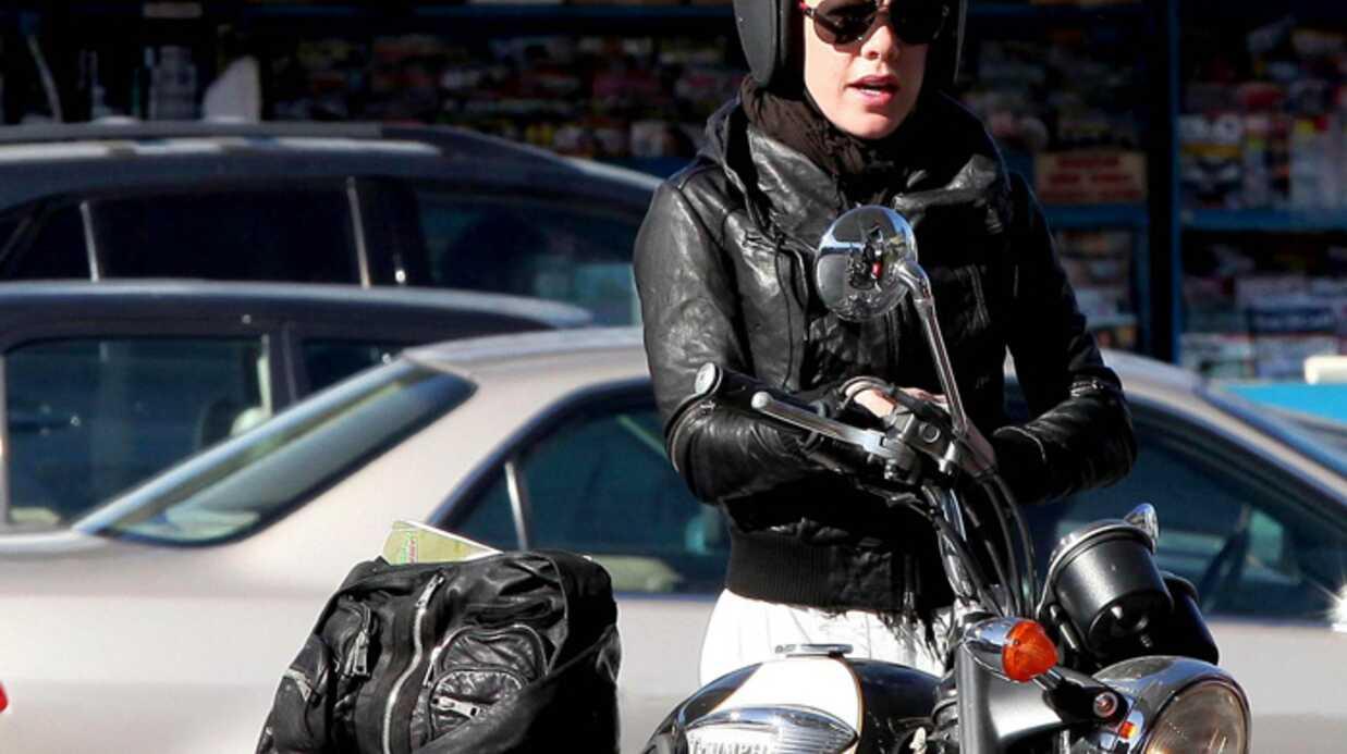 PHOTOS Pink et Carey Hart s'éclatent en moto