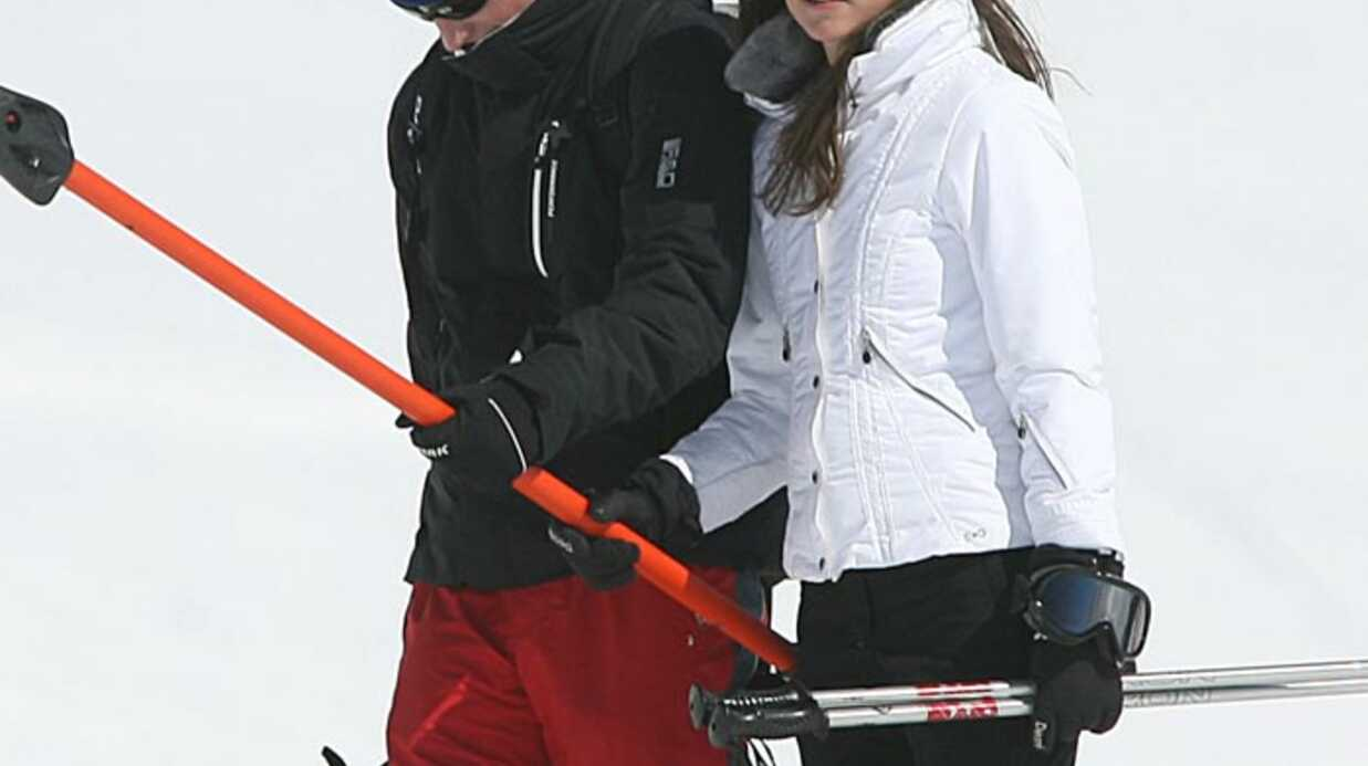 Prince William et Kate Midd­le­ton : leur love story en images