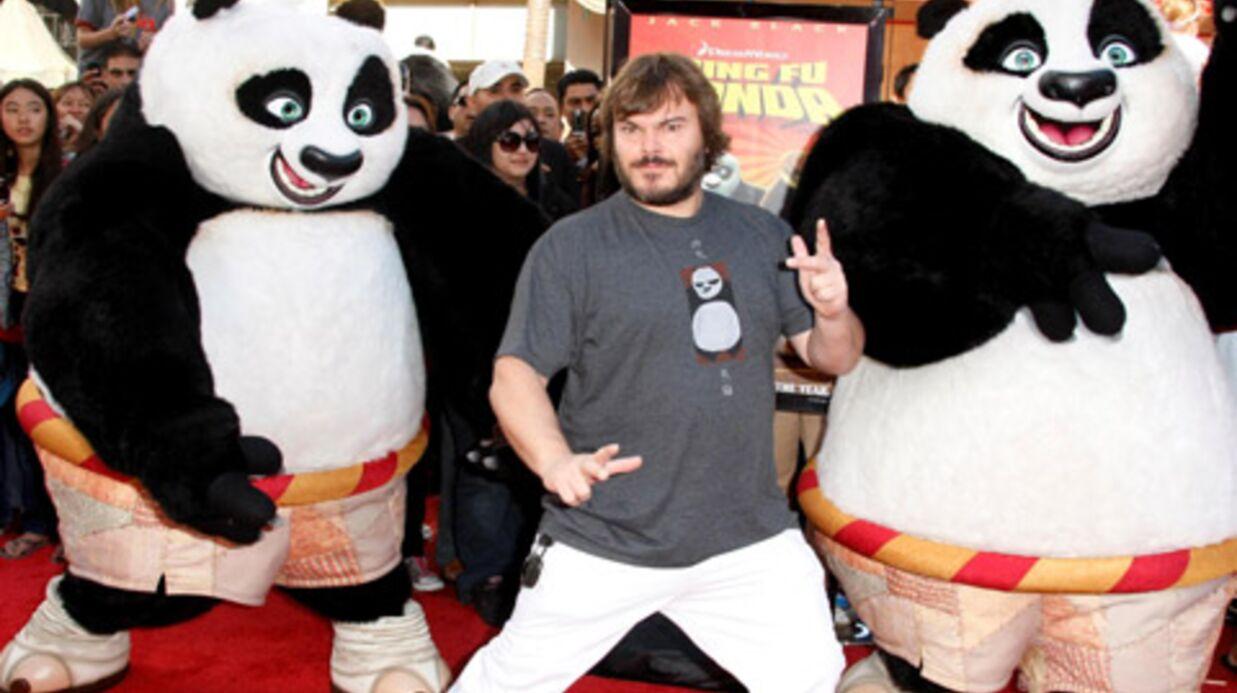 Photos: Sortie en DVD de Kung Fu Panda avec Angelina Jolie