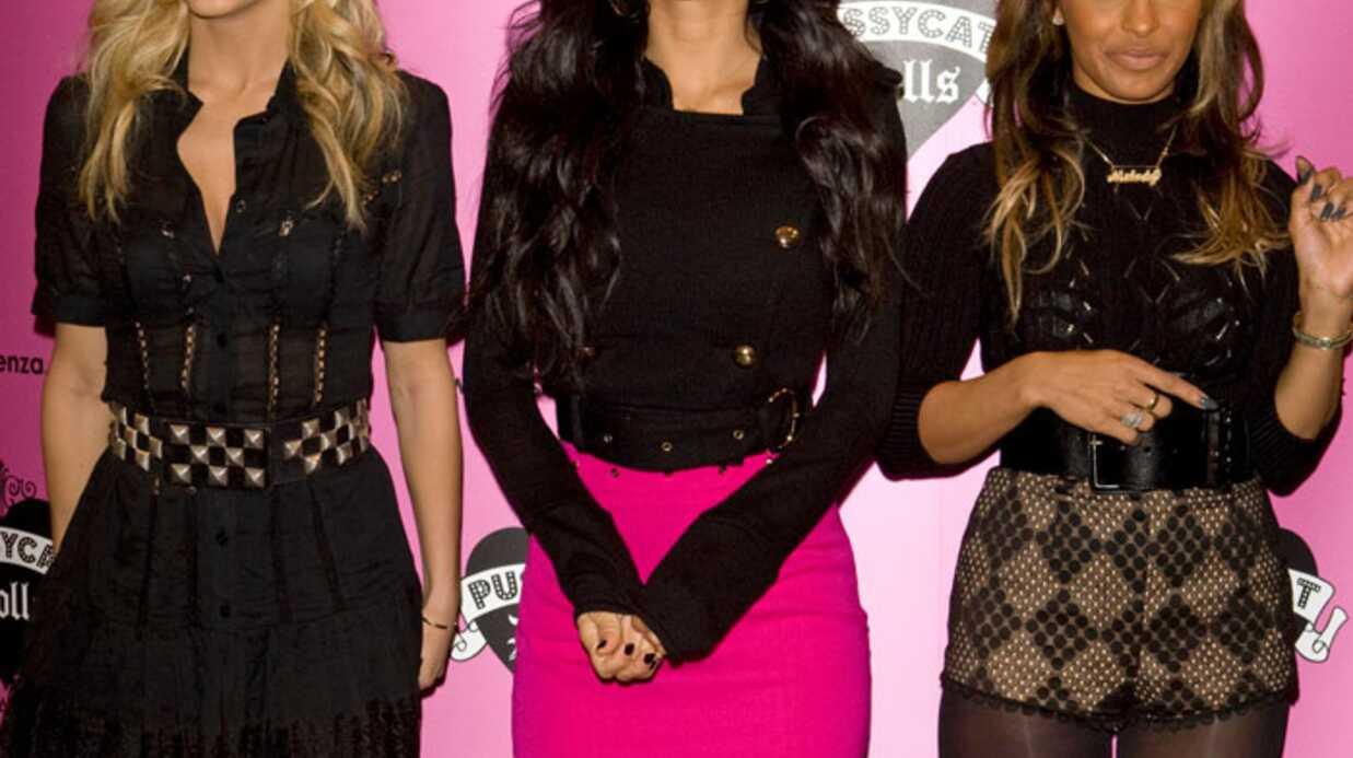 Pussycat Dolls lance leur marque de lingerie sexy