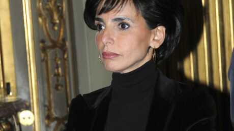 PHOTOS: Rachida Dati à l'ambassade d'Espagne