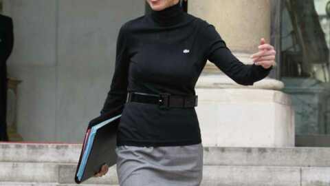 LOOK Rachida Dati toujours aussi féminine et glamour