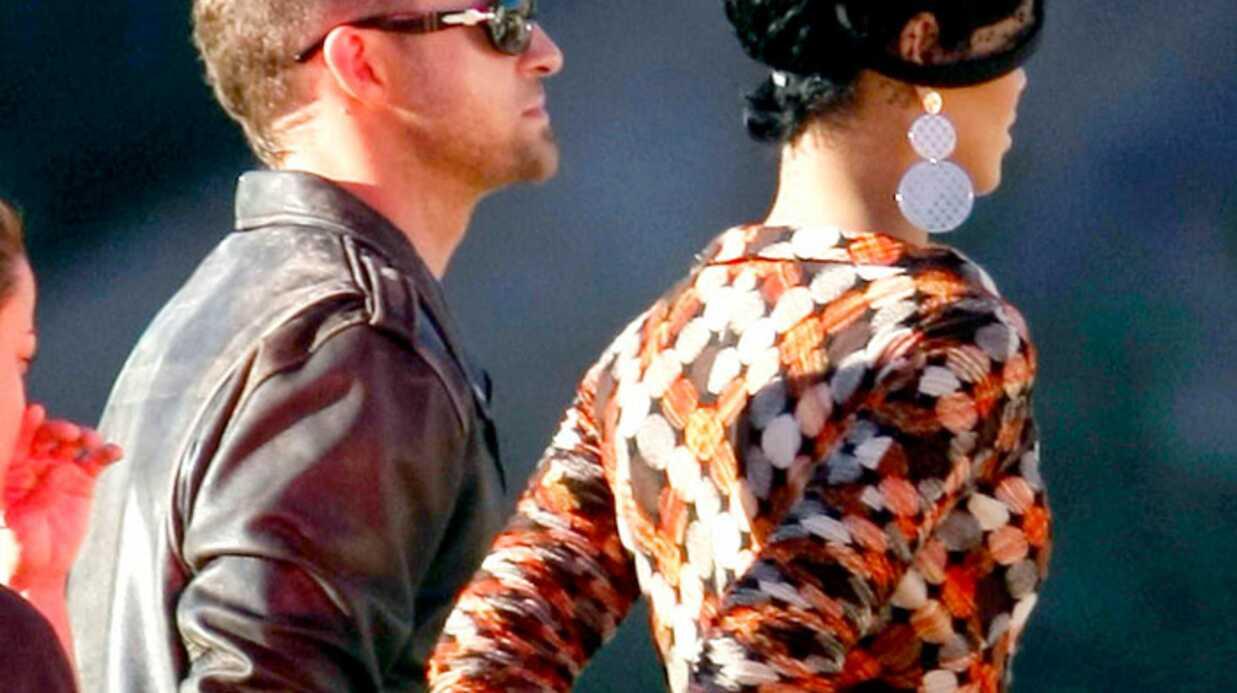 Video clip de Rihanna et Justin Timberlake