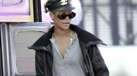 PHOTOS: Répétition du spectacle de Rihanna au Superbowl