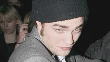 PHOTOS Robert Pattinson ivre mort