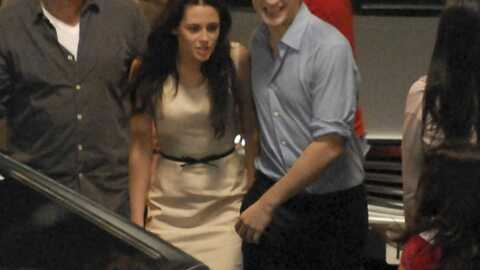 PHOTOS Kristen Stewart et Robert Pattinson au Brésil