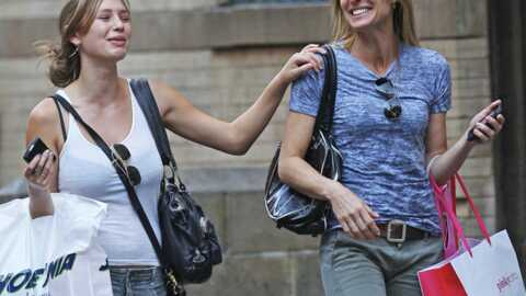 PHOTOS Robin Wright-Penn : shopping et fous rires avec sa fille