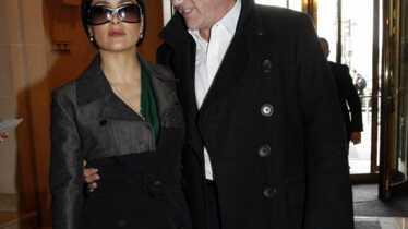 Un couple VIP chez Balenciaga