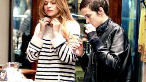 PHOTOS Lindsay Lohan, shopping avec Samantha Ronson
