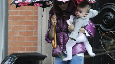 PHOTOS Sarah Jessica Parker sort sa famille au grand complet