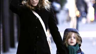 Mum in the city