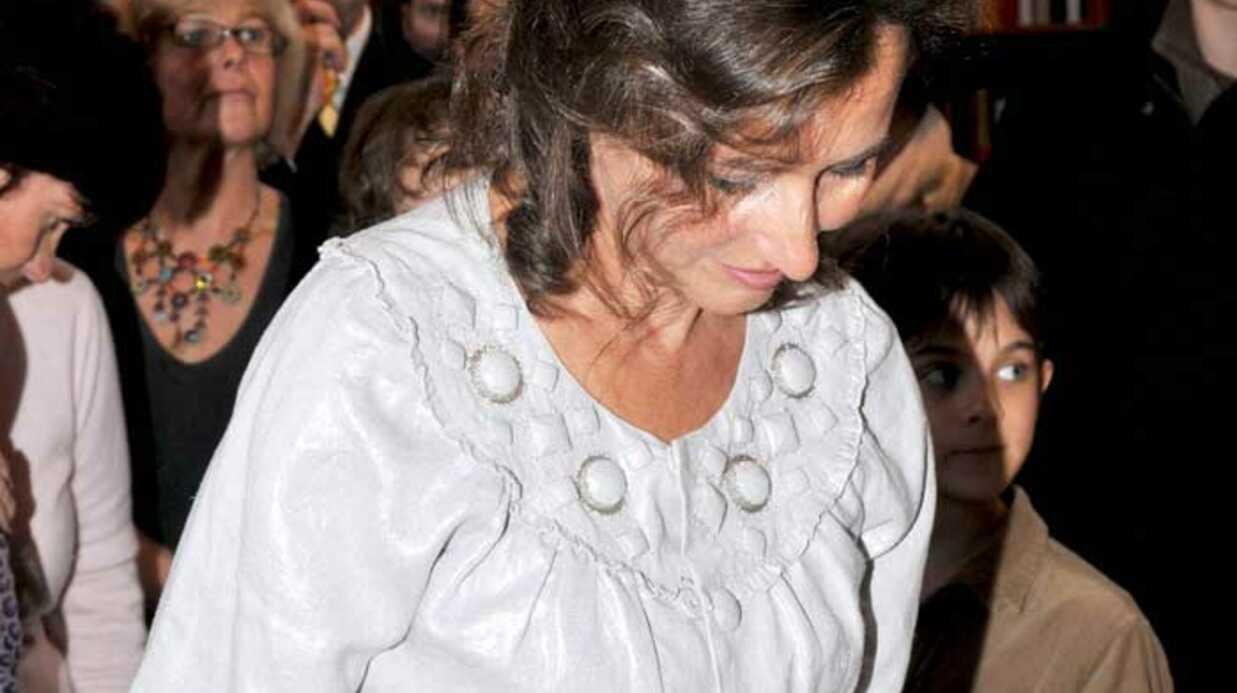 Salon du livre: Ségolène Royal y était