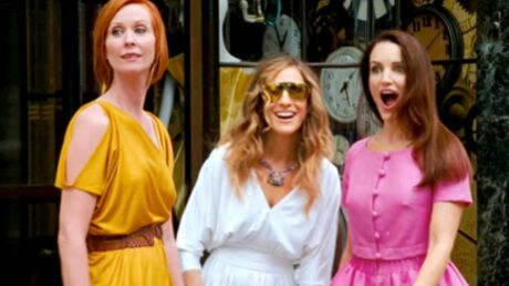 PHOTOS Sex and the City : Carrie et ses copines en tournage