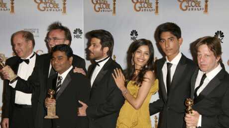 PHOTOS Slumdog Millionaire remporte 4 Golden Globes