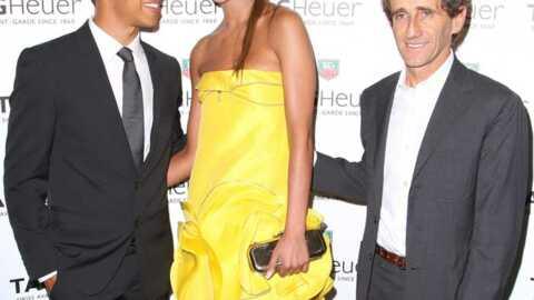 PHOTOS Lewis Hamilton: très charmeur sans Nicole