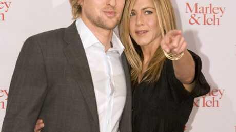 PHOTOS Jennifer Aniston et Owen Wilson en tournée européenne