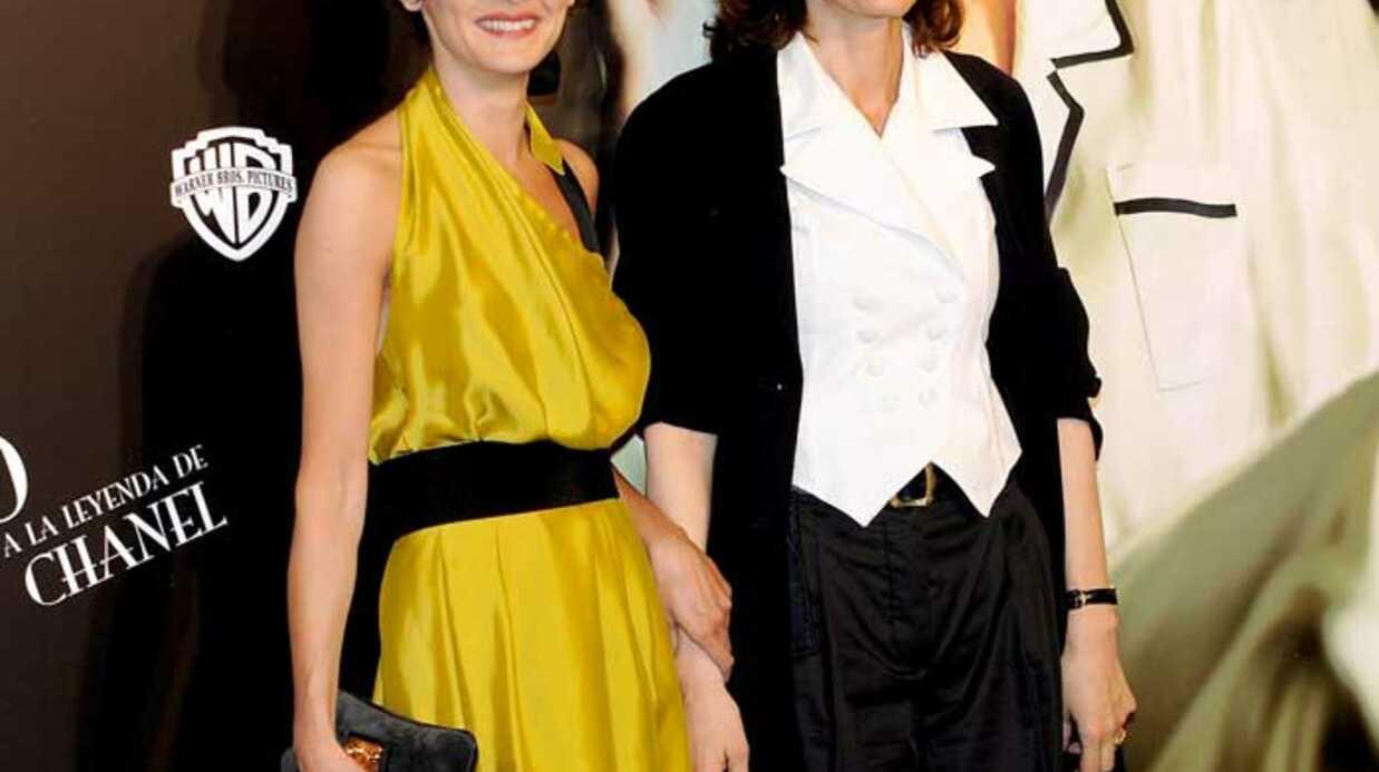 PHOTOS Audrey Tautou présente Coco avant Chanel à Madrid