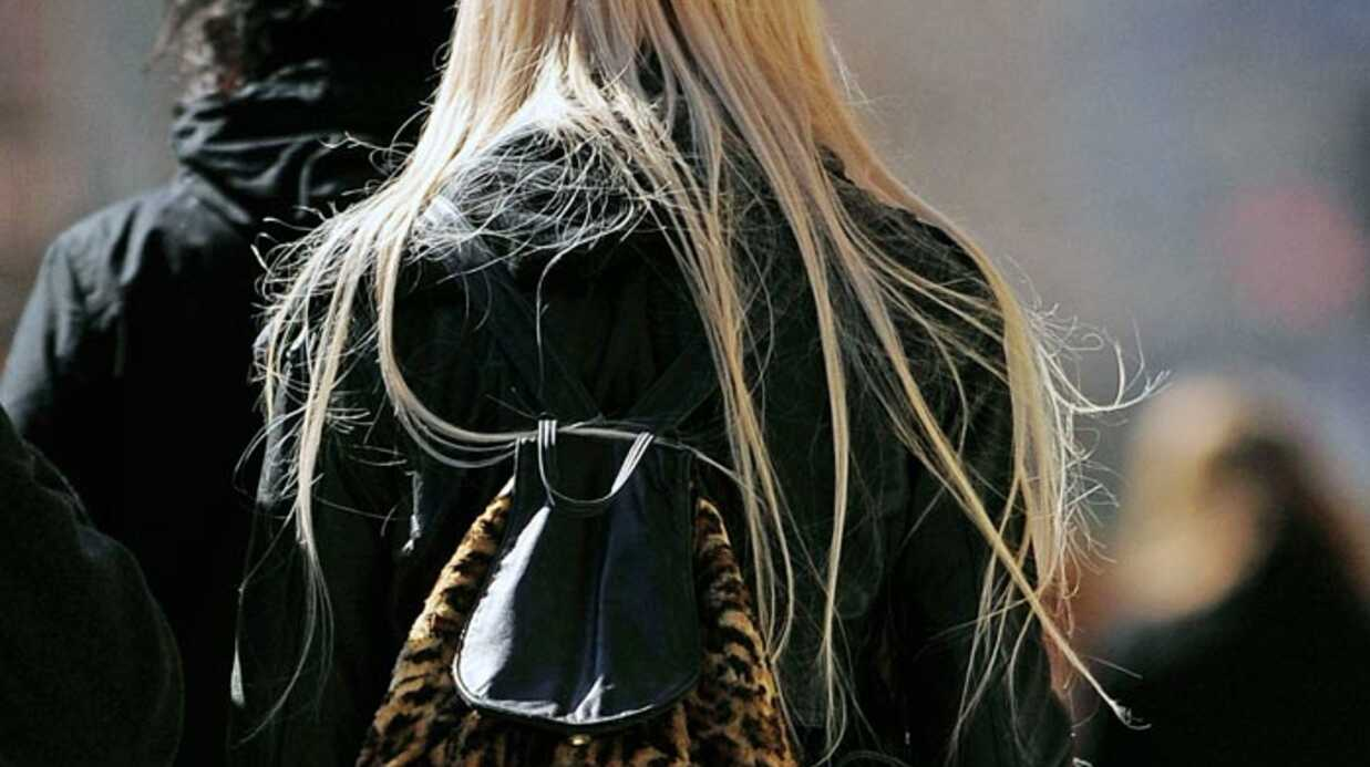 PHOTOS Taylor Momsen : les fesses à l'air à New York
