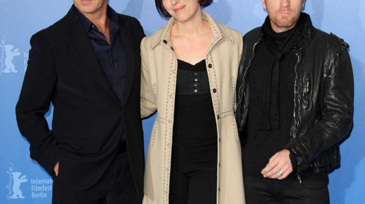 PHOTOS Les acteurs de Ghost Writer sans Roman Polanski à Berlin