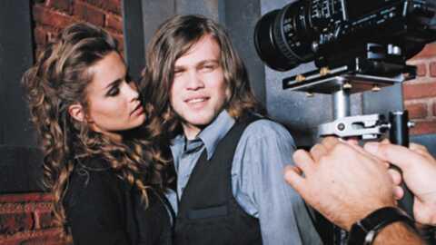 Thomas de la Nouvelle Star 2008 devient l'égérie de Teddy Smith