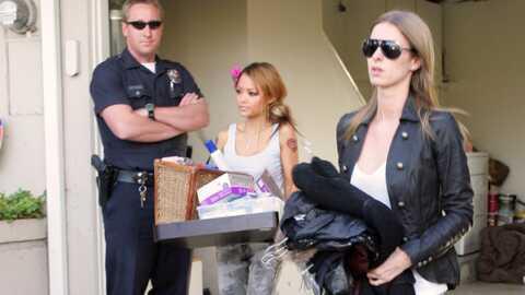 PHOTOS Tila Tequila dévastée après le passage de Nicky Hilton
