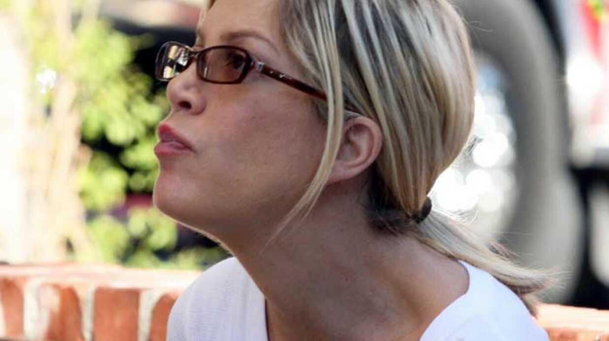 Tori Spelling Elle peut compter sur tonton Randy!