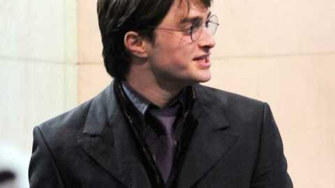PHOTOS Daniel Radcliffe et Emma Watson tournent Harry Potter 7