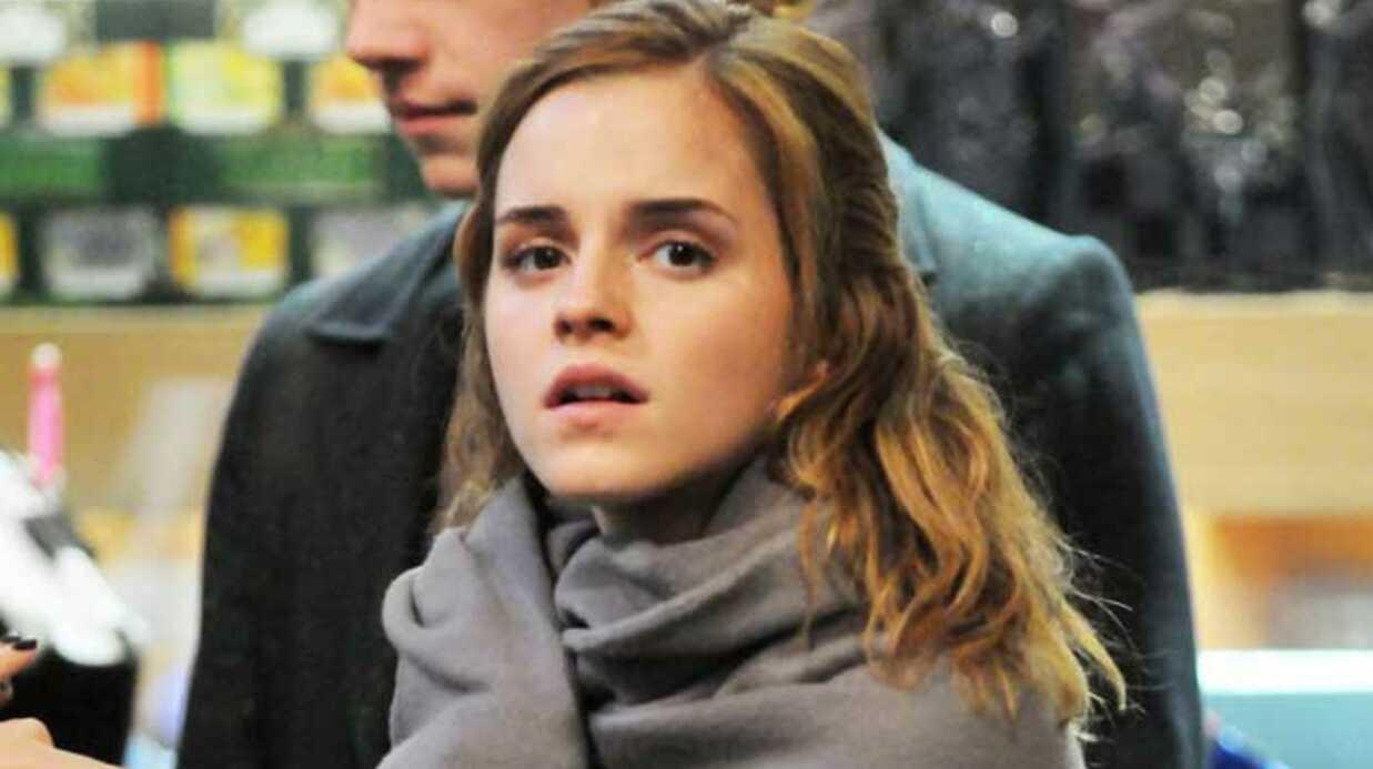 PHOTOS Daniel Radcliffe et Emma Watson tournent Harry Potter 7