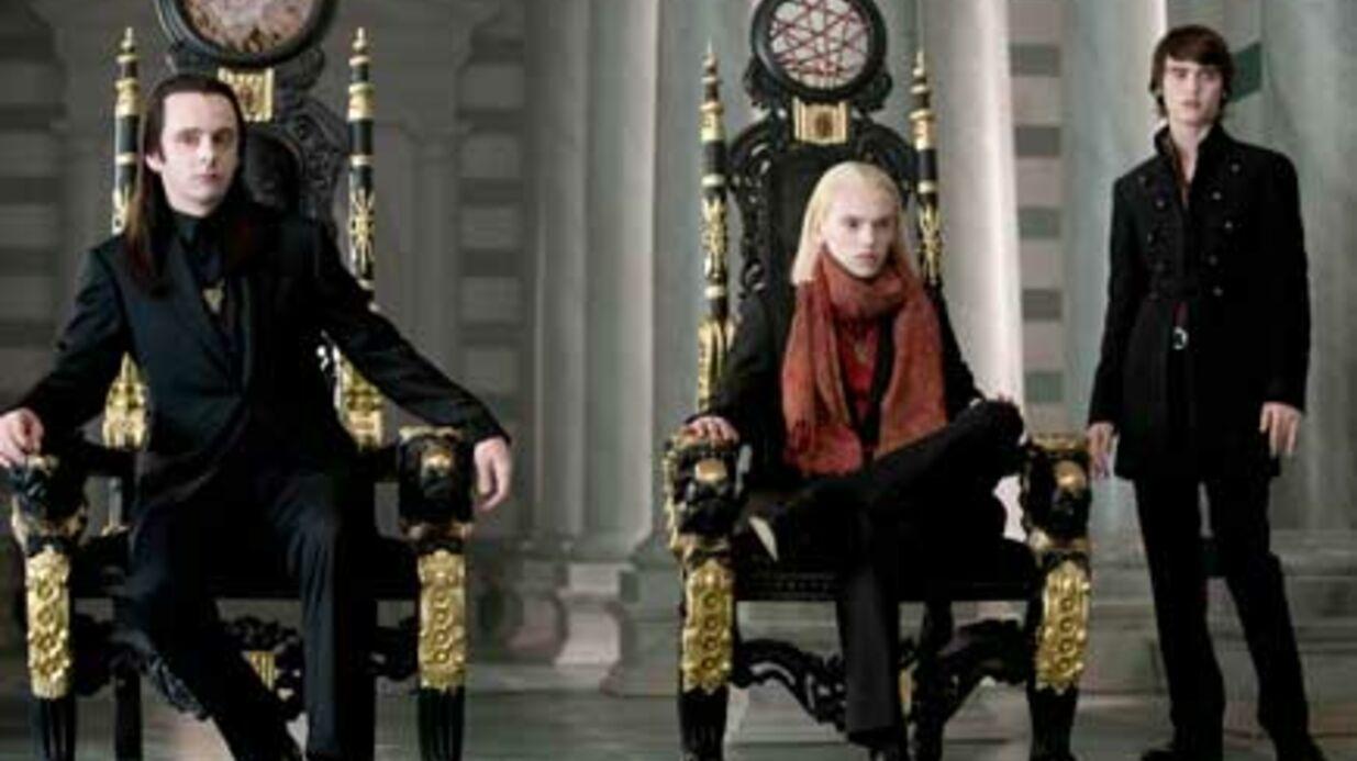 PHOTOS Les premières images de Twilight: Tentation
