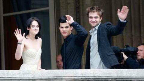 Robert Pattinson et Kristen Stewart, de nouveau amoureux?