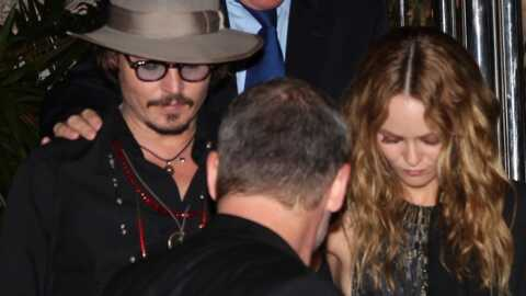PHOTOS Vanessa Paradis et Johnny Depp à Cannes