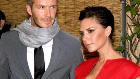 PHOTOS Victoria et David Beckham, un couple glamour