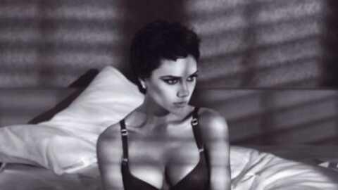 PHOTOS Victoria Beckham est sexy en lingerie