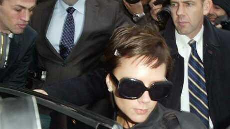 LOOK Victoria Beckham mise encore une fois sur le noir