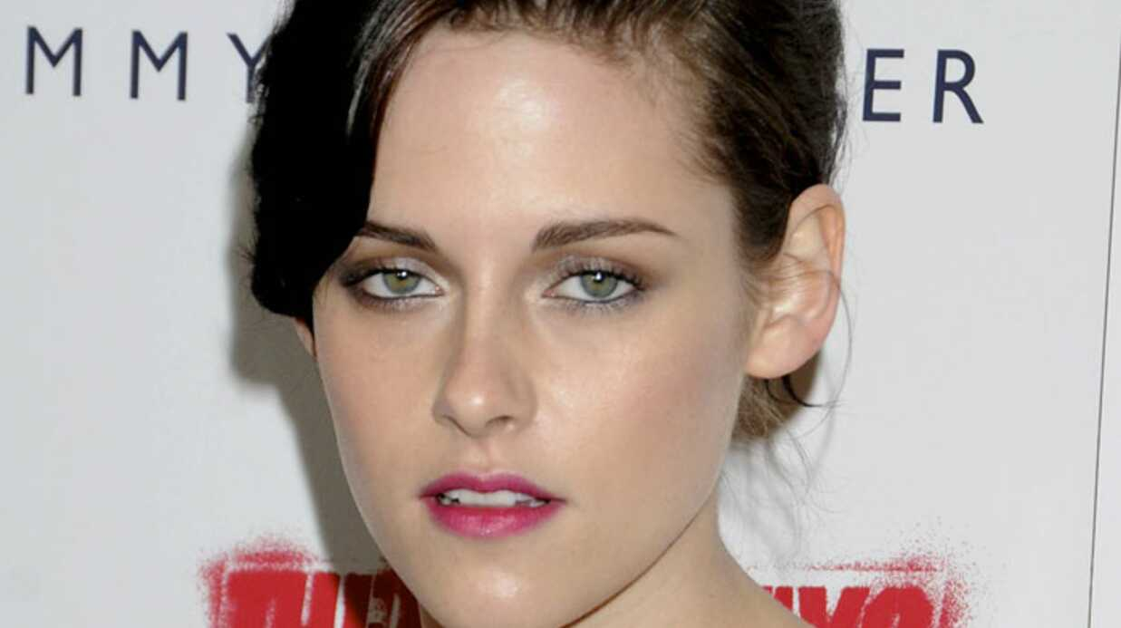 Kristen Stewart: son amour secret dans Elle