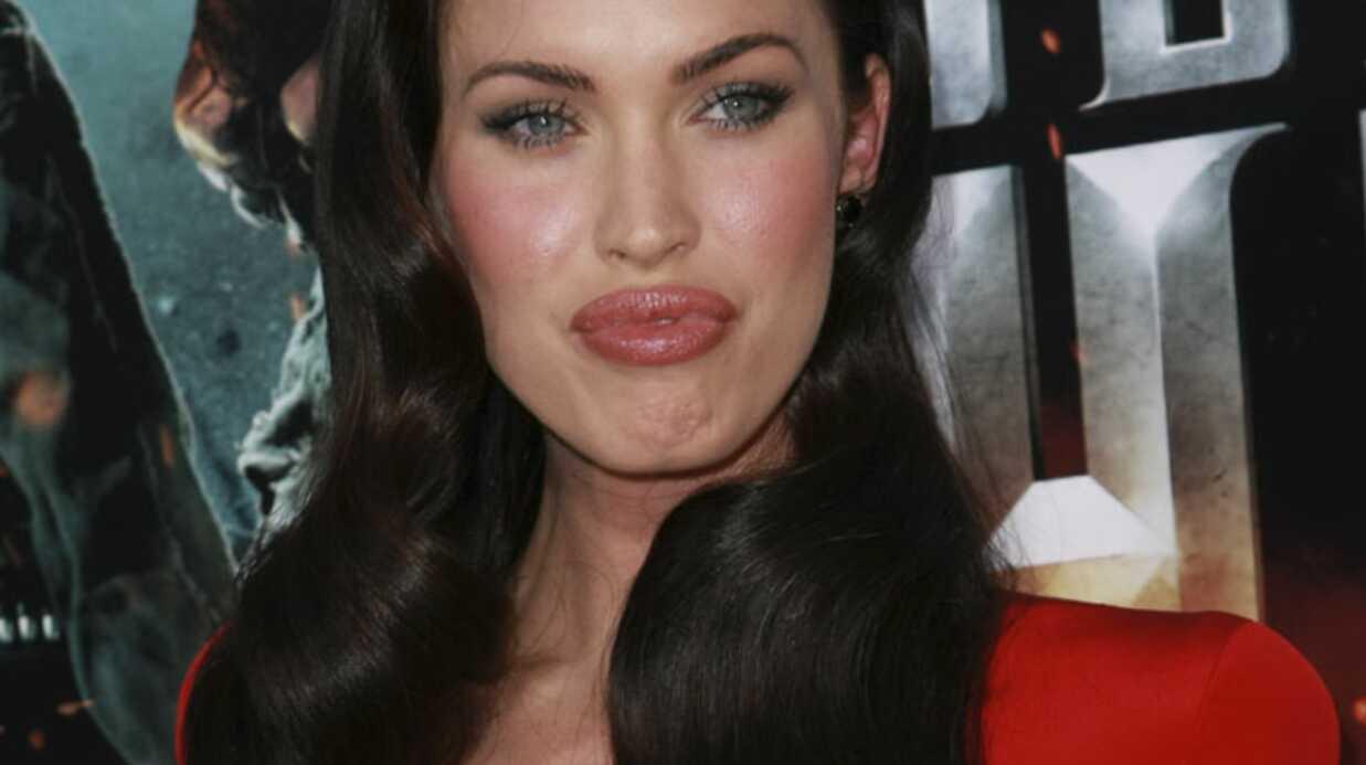 Megan Fox a forcé sur la chirurgie esthétique