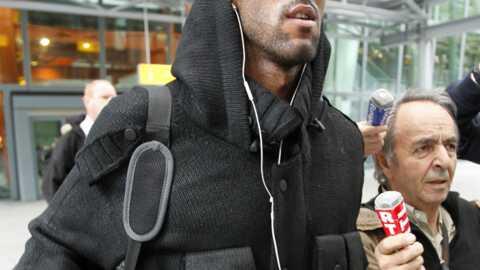 PHOTO Nicolas Anelka est arrivé à Londres