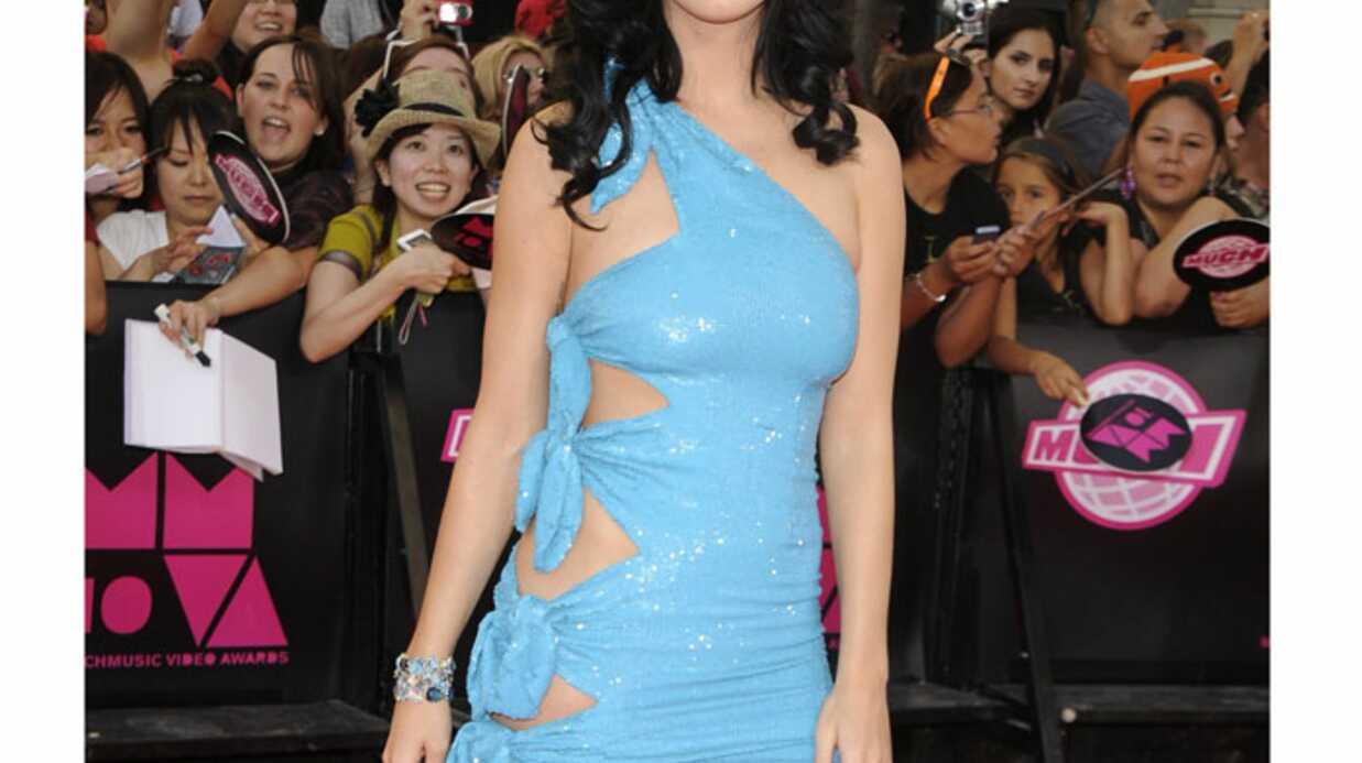 LOOK Katy Perry: gros fail aux MuchMusic awards