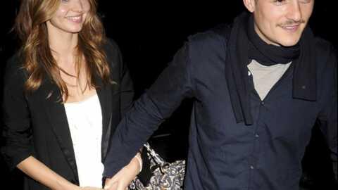Orlando Bloom officiellement fiancé à Miranda Kerr