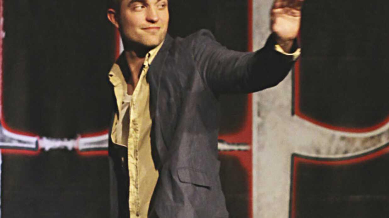 Robert Pattinson: Twilight commence à le saouler