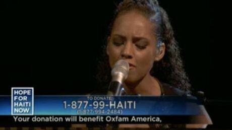 Stars mobilisées pour Hope for Haiti Now