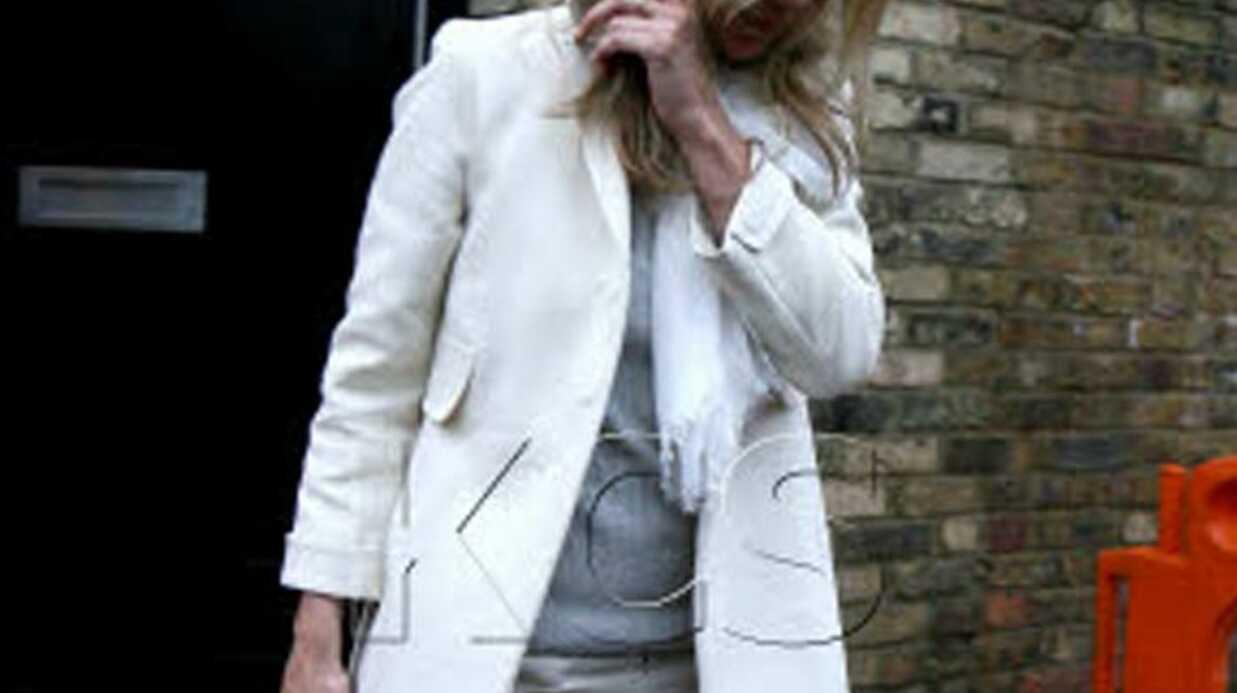 Kate Moss lance sa collection de sacs pour Longchamp